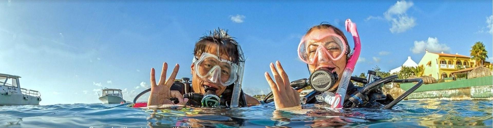 1 - Open Water Diver